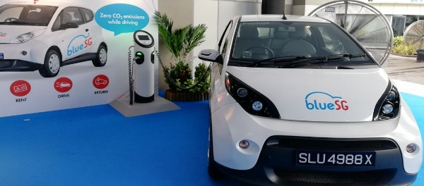 Potential Speed Bumps Ahead For BlueSG Electric Car Sharing